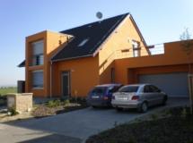 Rodinný dům Moravany