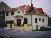 Rodinný dům Brno