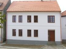 Rodinný dům Hnánice
