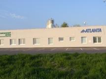 Provozovna Dyje - administrativní budova