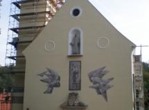 Kostel Hluboké Mašůvky