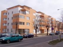 Jarošova ulice Znojmo