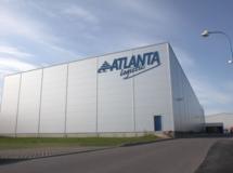 Skladová hala Atlanta Logistic