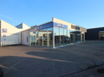 Showroom Renault-Dacia