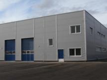 Colas - průmyslová zóna Dyje
