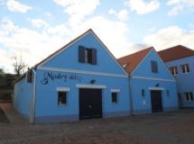 Modrý sklep