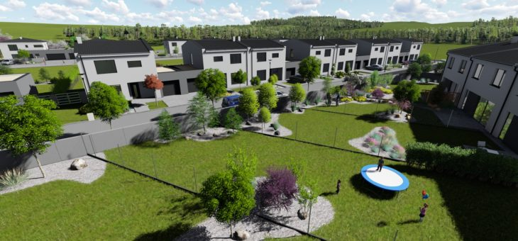 Výstavba v Novém Šaldorfě pokračuje 2. etapou